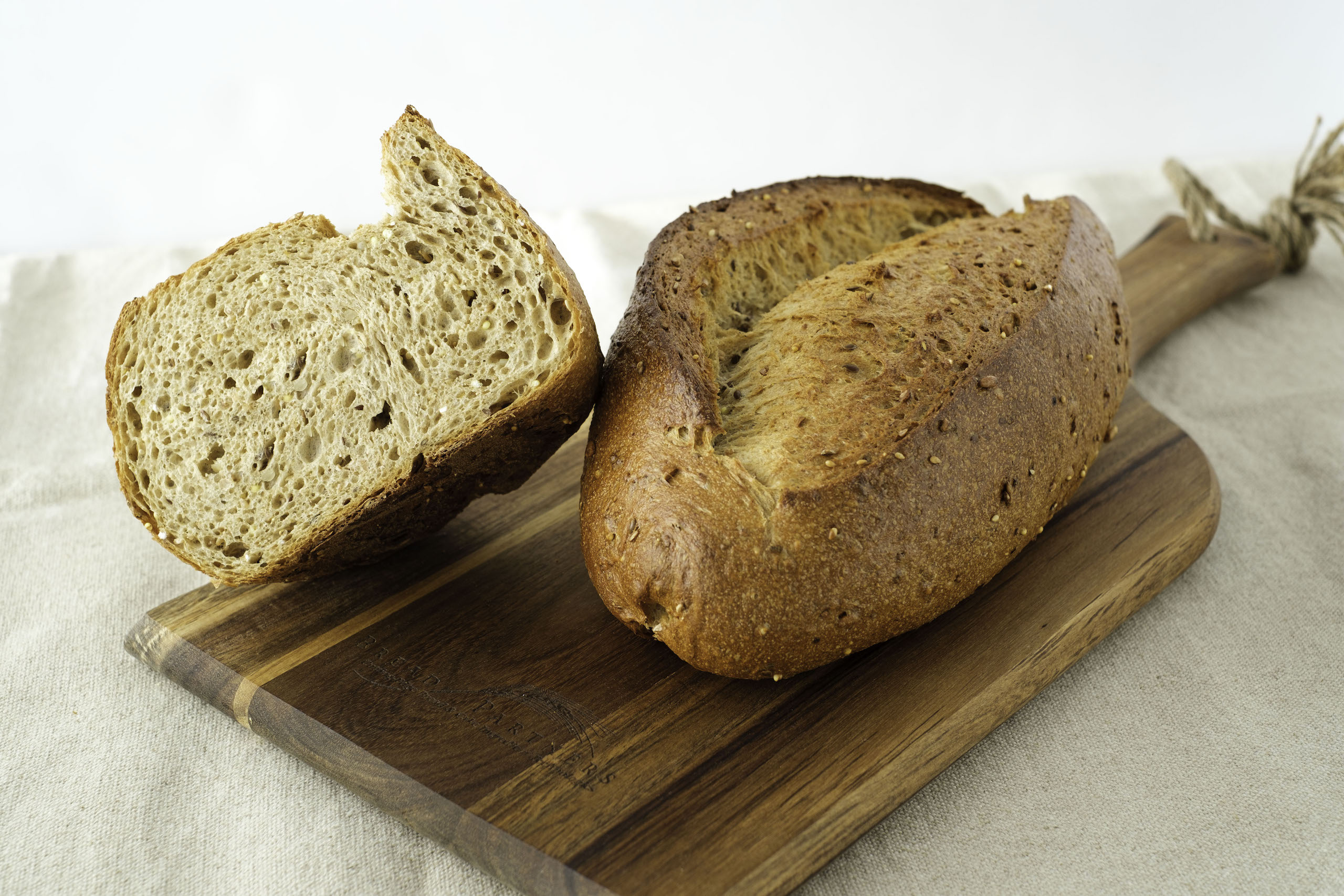 Ancient Grain Artisan Loaves